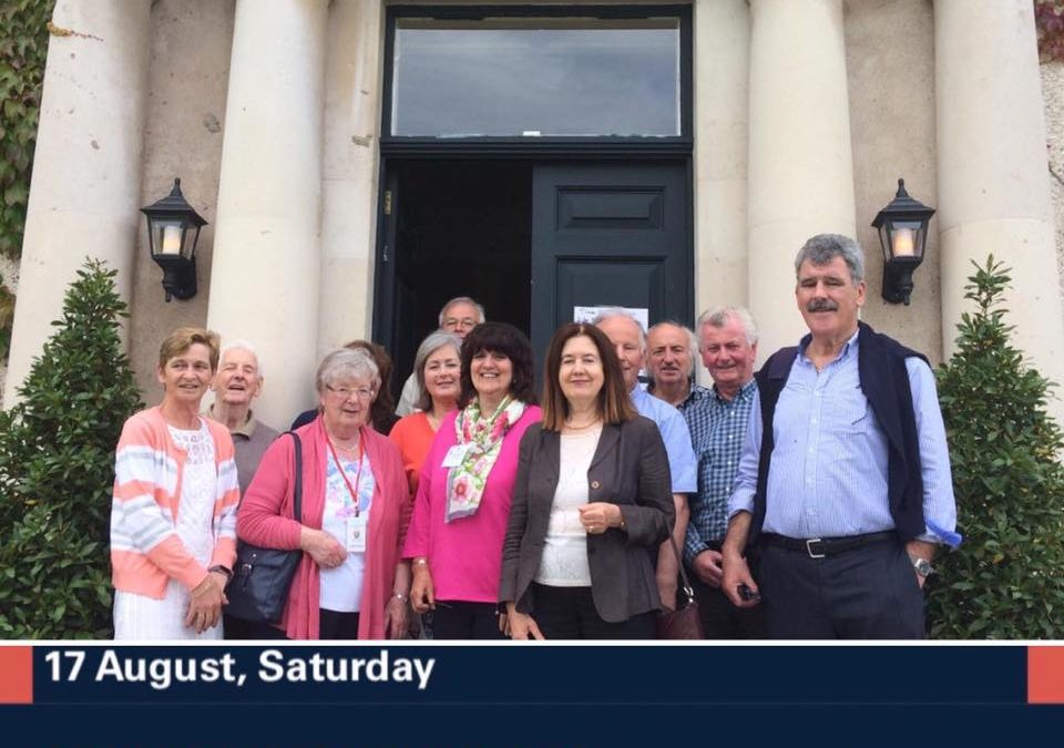 Genealogy Day Marlay House 17 August 2019